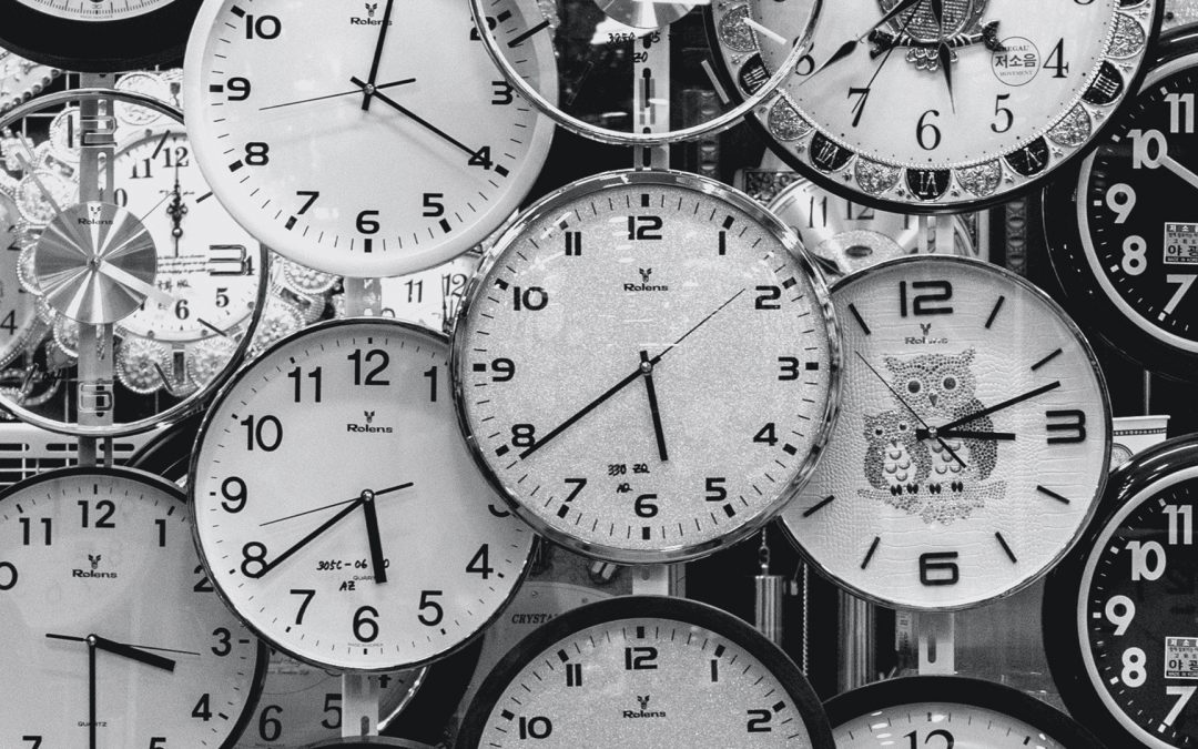 Tick-tock hey, time is a wasting by Pastor Ty Orr